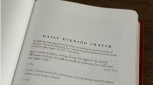 Evening Prayer (Live-stream)